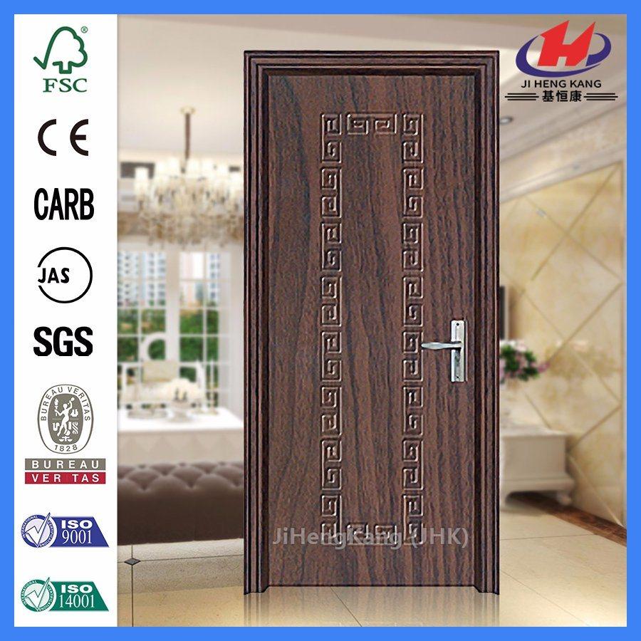 China Flush Door Wpc Door Manufacturers Interior 4 Panel Doors
