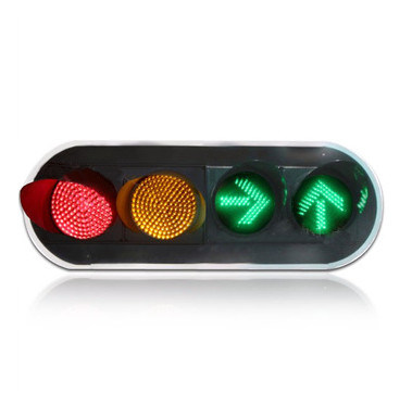 New Arrival 300mm Led Arrow Signal Light Red Green Yellow Traffic Signal Light Attractive Designs; Roadway Safety Back To Search Resultssecurity & Protection