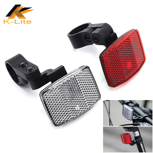 Bicycle Reflector Too Bicycle Tool Bike Round Reflective Plastic Portable