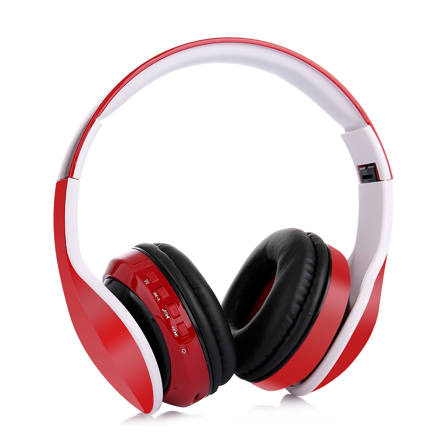 Fg-77 Hot Sale Noise Cancelling Headphone Foldable V5.0 Bluetooth Headset Sport Stereo with Microphone pictures & photos