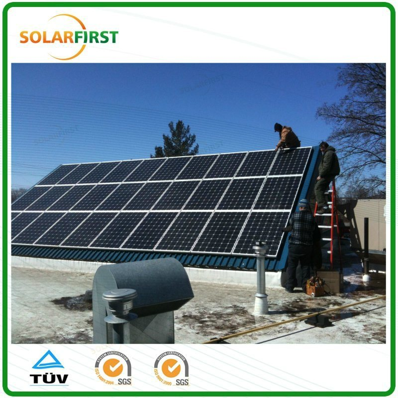China Solar Module Tin Roof Mounting Structure Design In India China Corrugated Roof Bracket Mounting Structure For Solar Panel