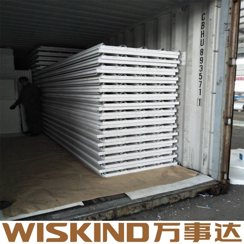 Insulated EPS Sandwich Panel Building Material for Prefabricated House pictures & photos