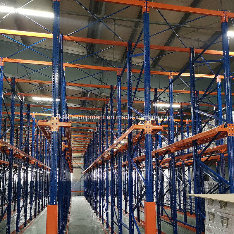 Heavy Duty Drive in Pallet Rack for Bulk Products pictures & photos