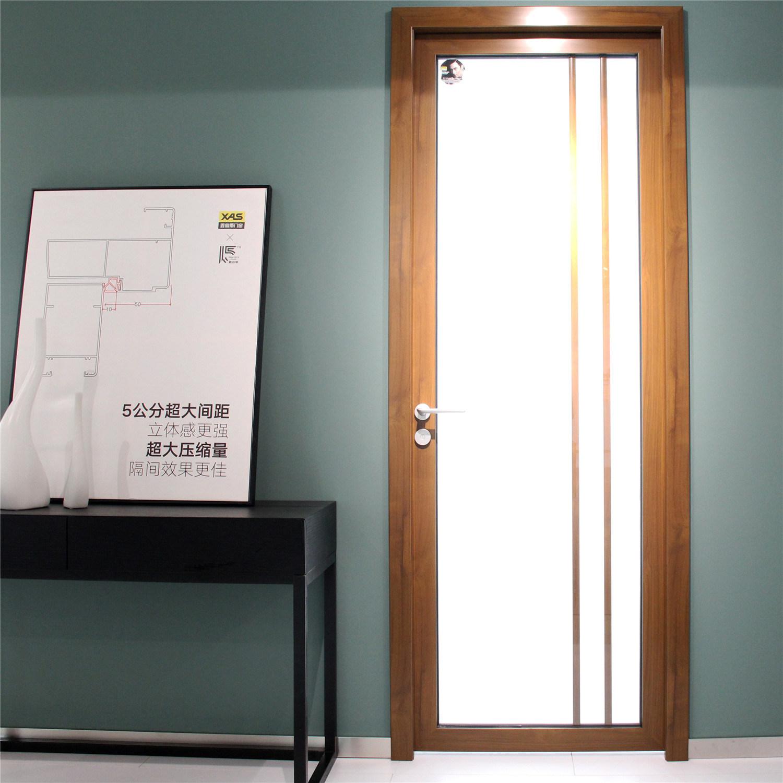 China Hetol Interior Aluminium Tempered Glass Sondproof Swing Door Frosted Glass Entry Doors China Glass Door Aluminium Swing Door