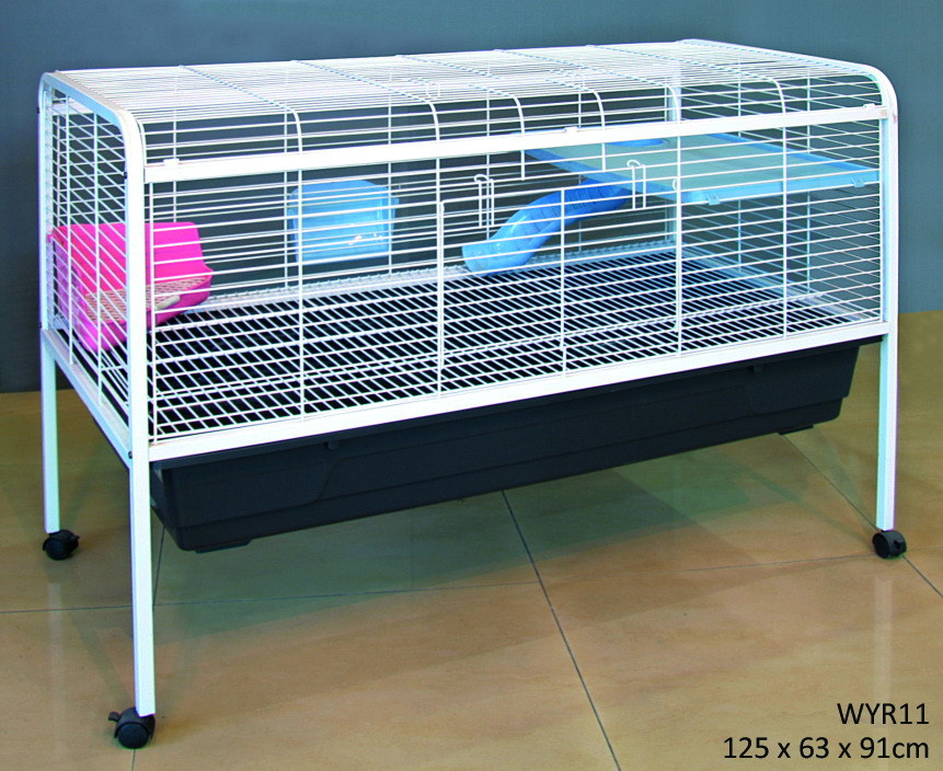 China High Quality Metal Rabbit Cage (WYR11) - China Rabbit Cage ...
