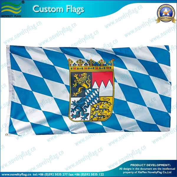 Custom Printing Advertising Polyester Sports World National Country Banner Flags (SC-NF02F06009) pictures & photos