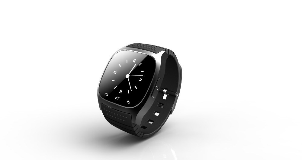 Sport Smart Watch Android with Alarm Music Player Pedometer