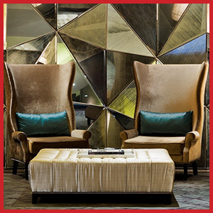 china wooden lobby sofa modern lounge chair for hotel villa china