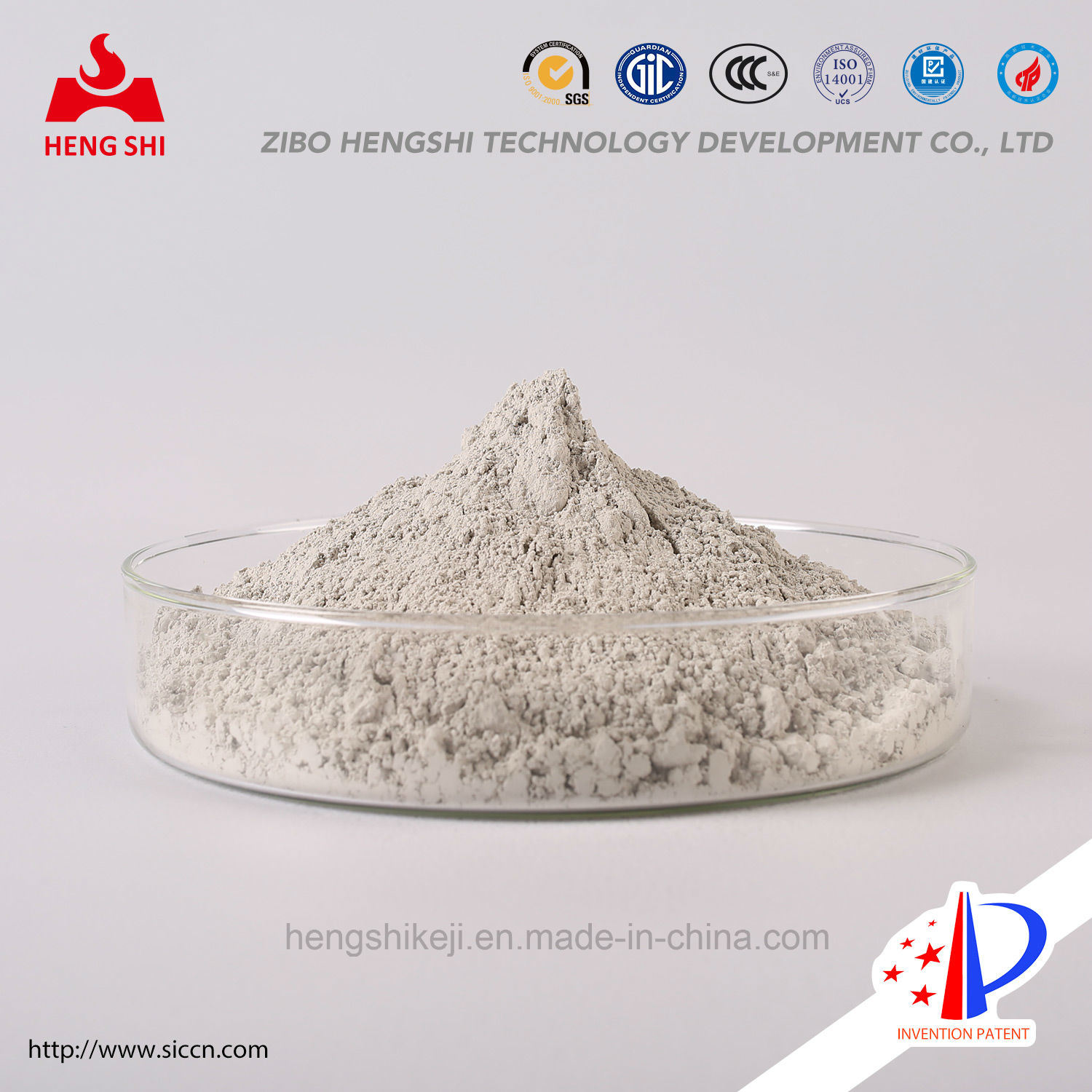 Manufacture Supply New-Type Chemical Raw Material Silicon Nitride Powder