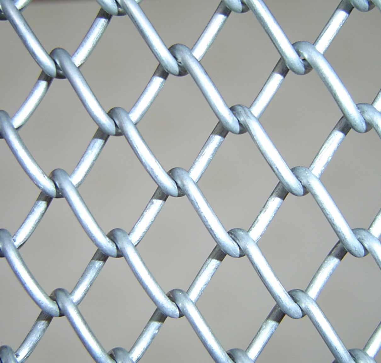 China Aluminium Alloy Flexible Wire Chain Link Fence for Sport Area ...