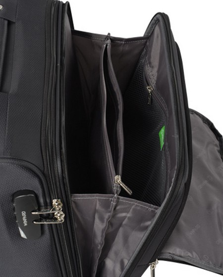 Fancy Laptop Bag Dockers Luggage Parts Suitcase (ST7116)