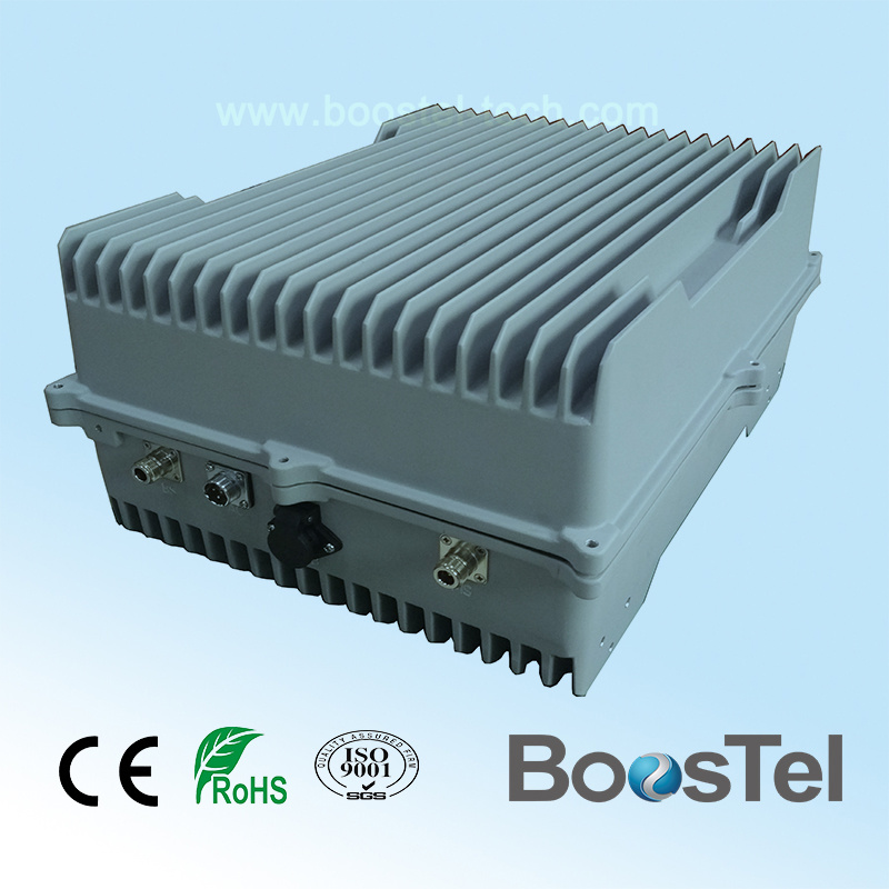 China 43dBm GSM 900MHz Band Selective Mobile Signal Booster