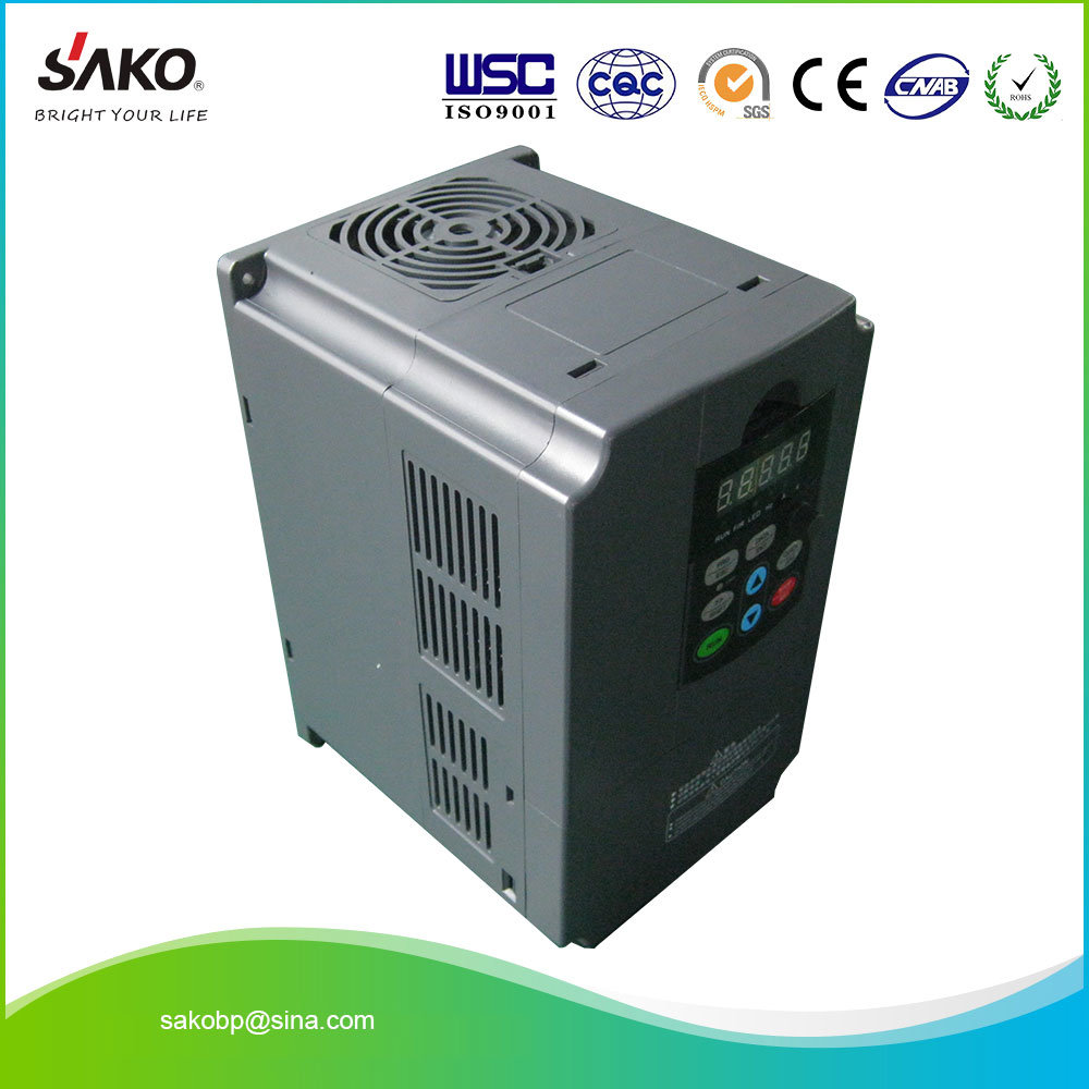 China 7.5kw Variable Frequency Inverter of 380V Triple (3) Phase for ...