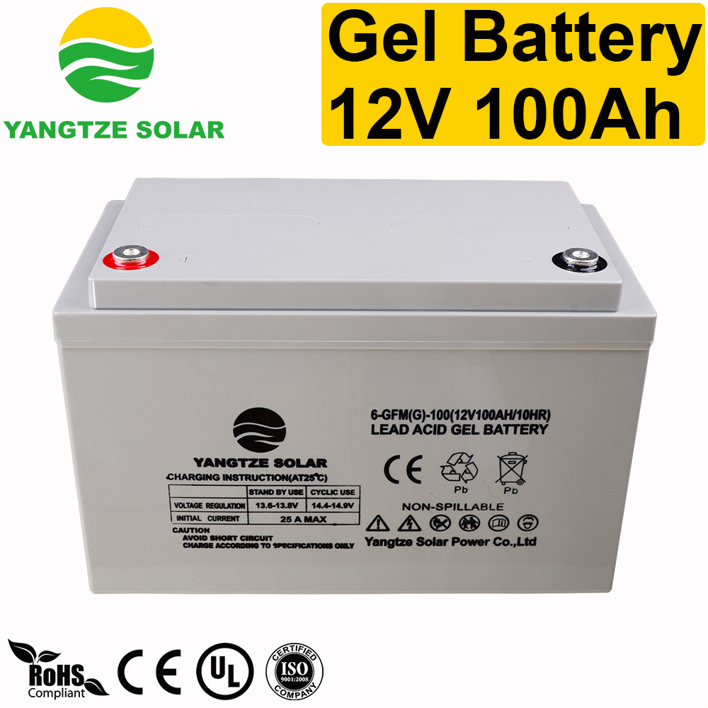 [Hot Item] 12V 100ah Best Marine Deep Cycle Battery Prices
