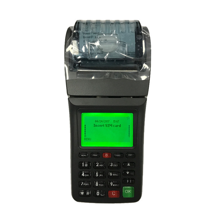 [Hot Item] Handheld POS Printer Supports GPRS and WiFi for Online Ordering  Delivery System