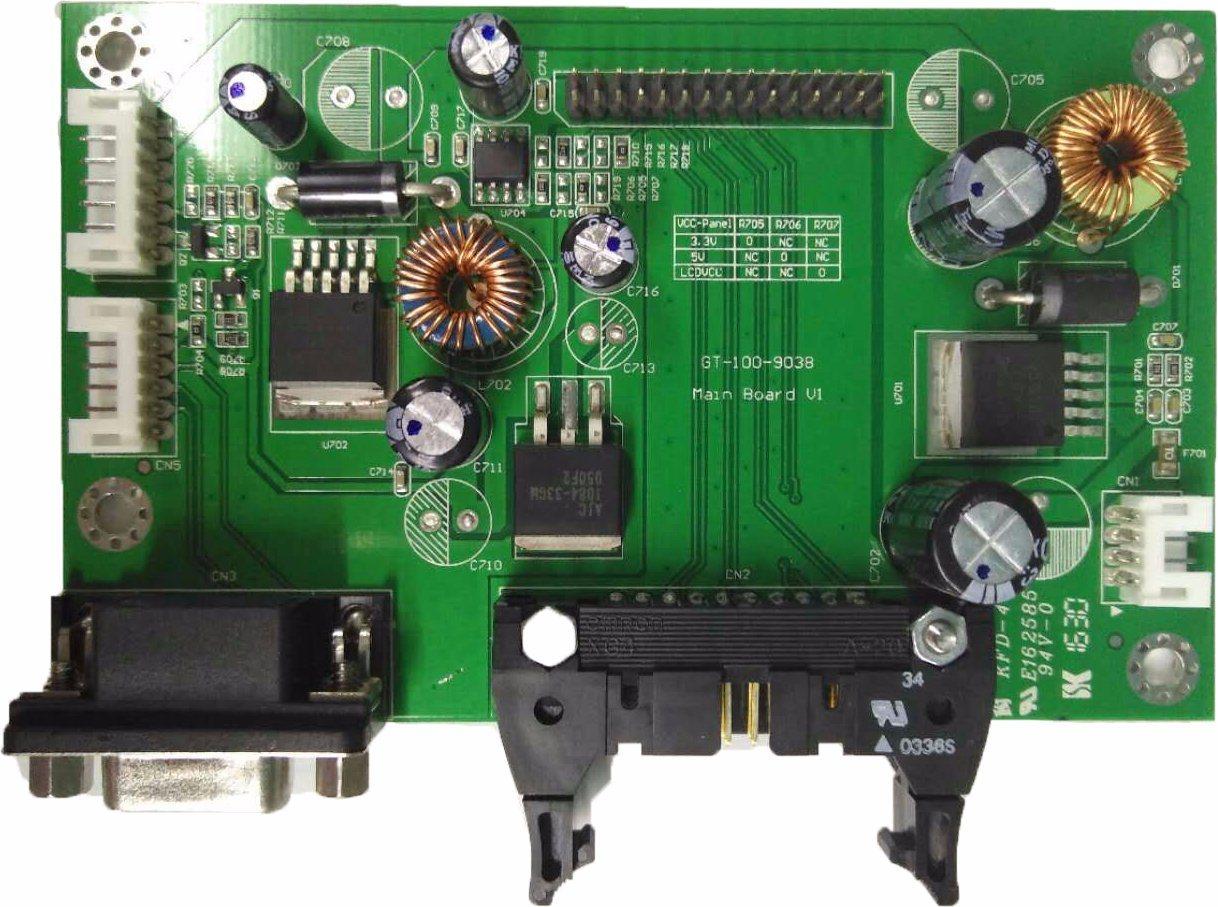 China Custom Power Bank Pcb Board Assembly Pcba Manufacturer Shenzhen Oem Electronic Printed Circuit Manufacturerpcb