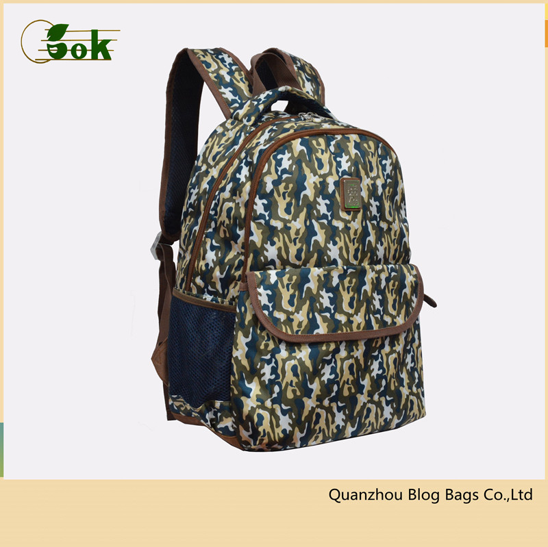 China Durable Good Quality Unisex Camo Camouflage School Backpacks for  Travel - China Camouflage Backpack 5052bd1183228