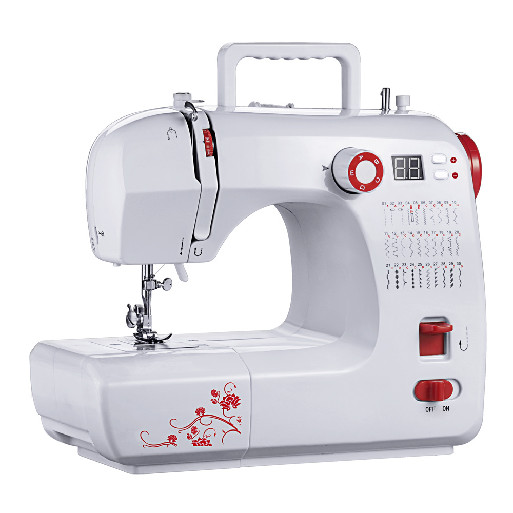 China 24W Best Home Use Electric Multifunction Domestic Sewing ...