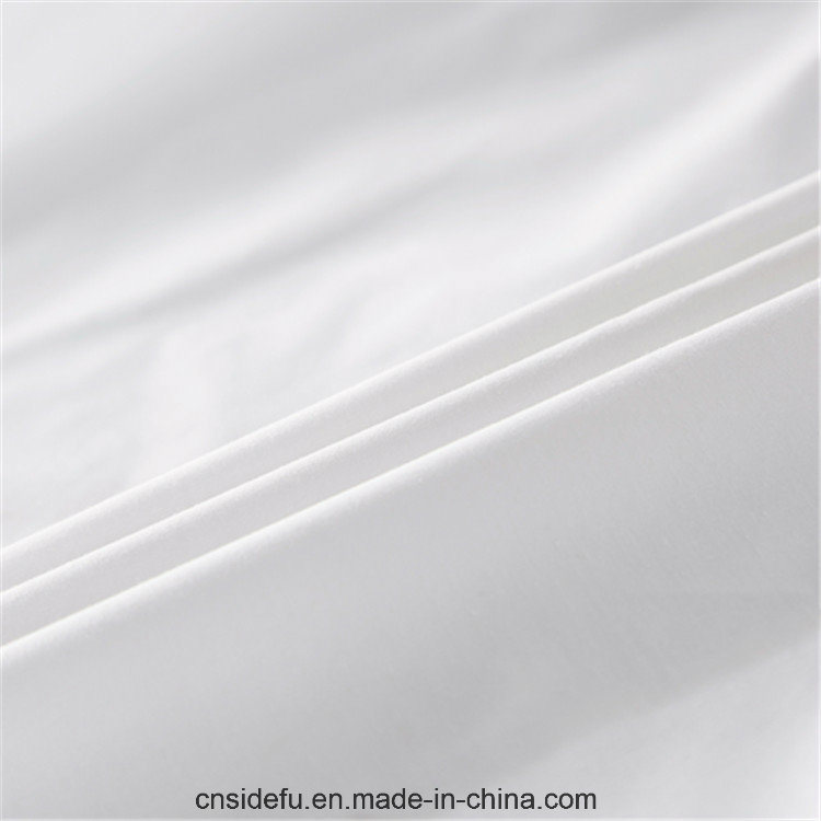 Brand Name Custom Hotel 100 Polyester Bed Sheets