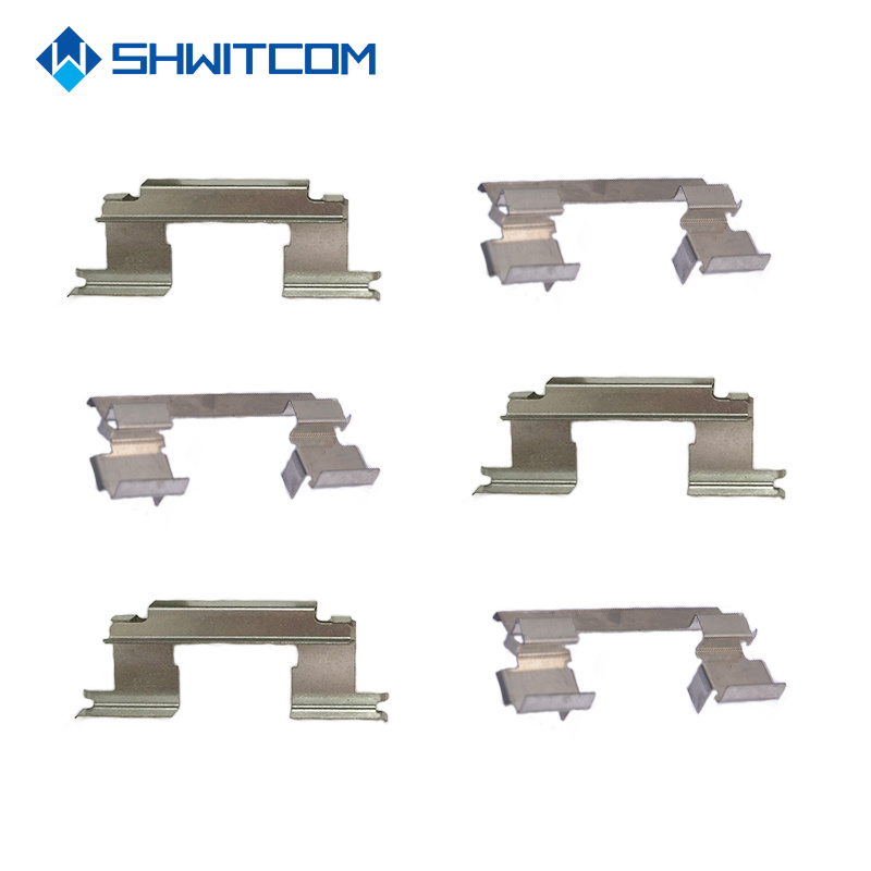 China Brake Pad Clips Hardware Kits China Spring Clip Brake Pad - Table pad clips