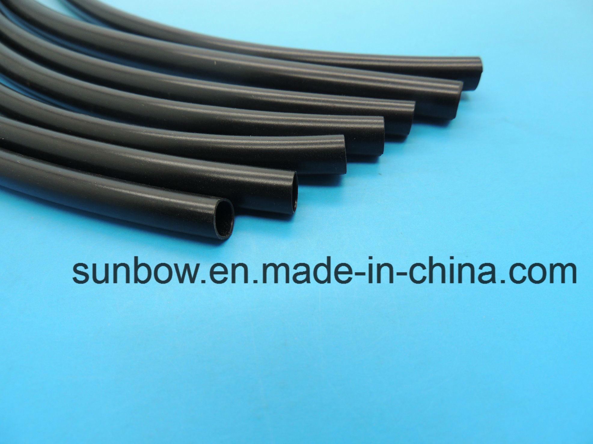 China Flexible PVC Clear Vinyl Tubing - China PVC Tubing, Flame ...