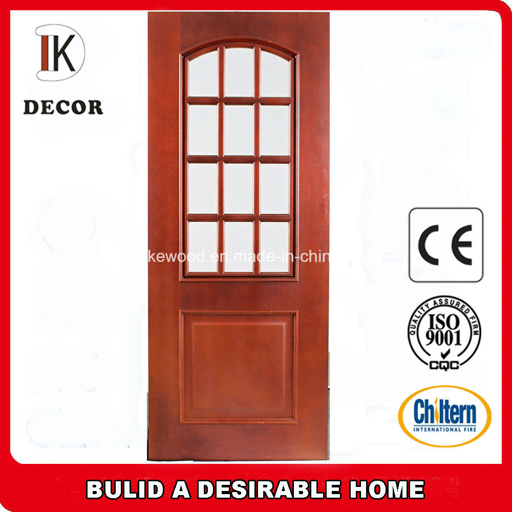 China Factory Design Wood Frame Sliding Glass Door Photos Pictures