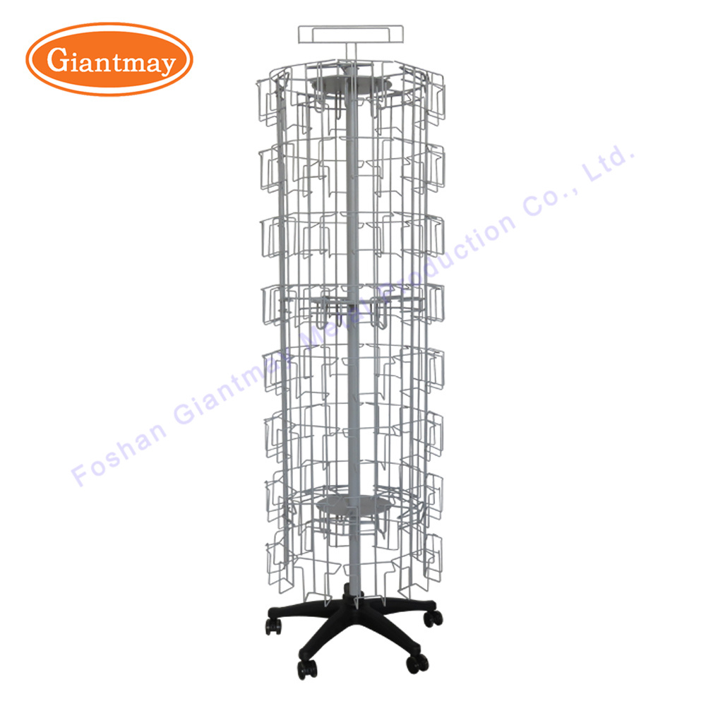 China wholesale flooring customiezed greeting card wire rotating china wholesale flooring customiezed greeting card wire rotating postcard display stands metal giftcards china metal display stand display rack m4hsunfo
