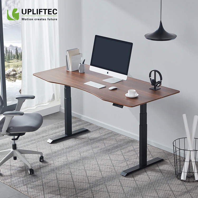 Standing Desk Rising Computer, What Is The Best Height For A Work Desk