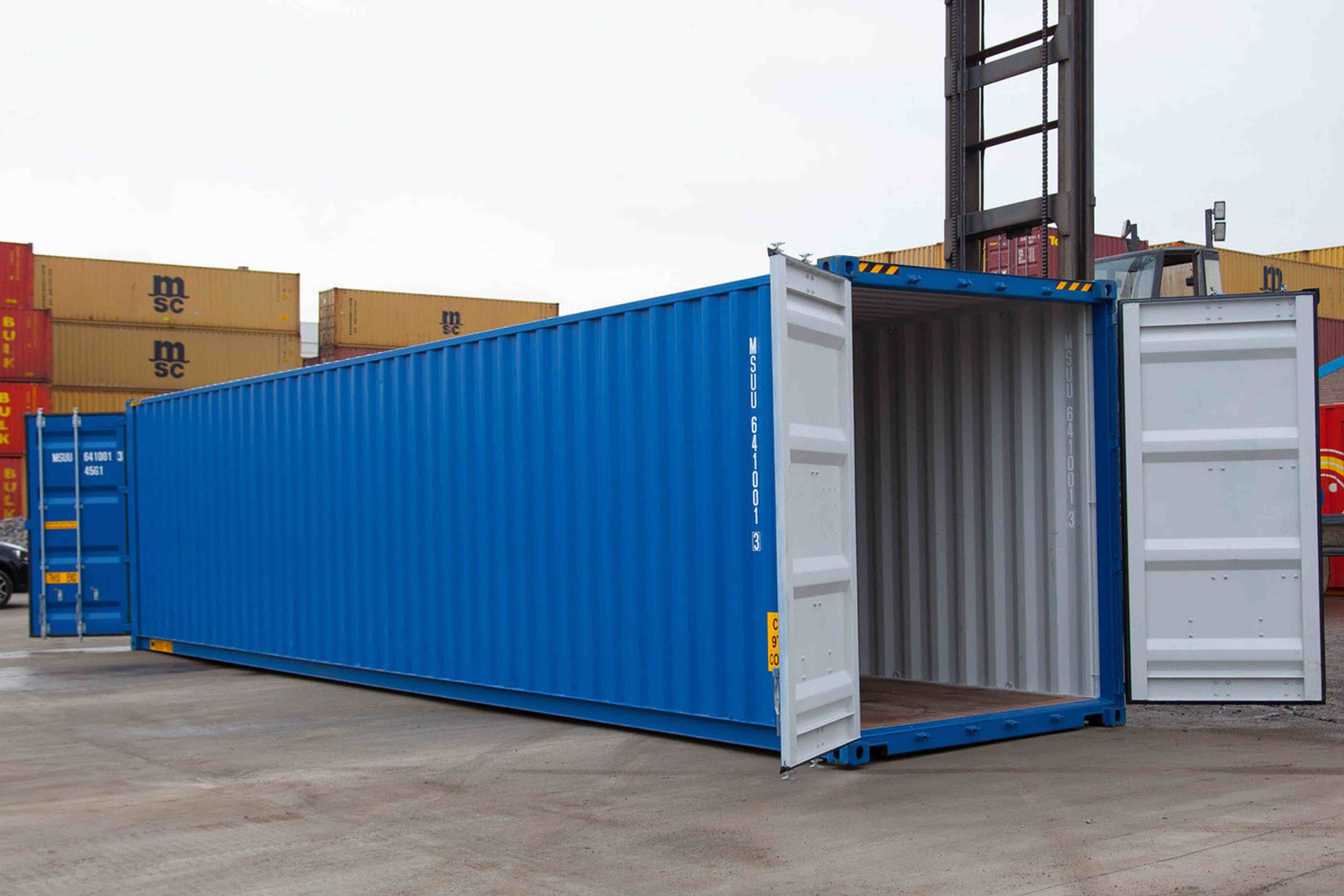 China 20FT 40FT Dry Shipping Container for Sale - China ...