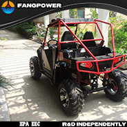 China 250cc Road Legal 2 Seats 4x4 Dune Buggy Utv For