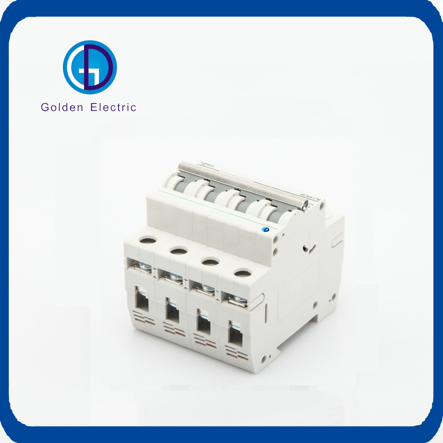 China Solar Pv Dc 250v 500v 750v 800v 1000v C63 Miniature Circuit Electronics Breaker Mcb Is A Device Designed To