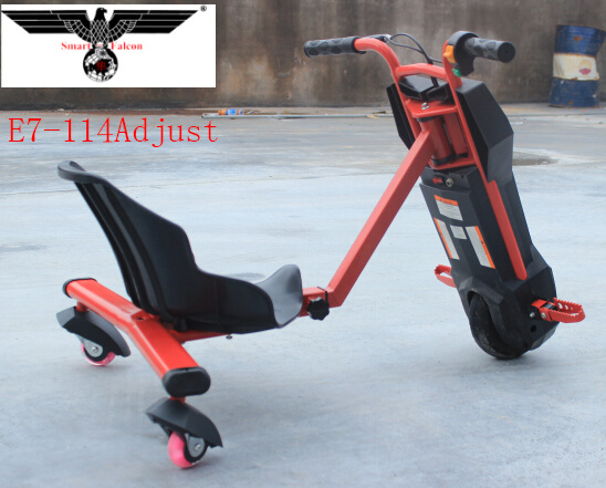 E7-11L Tricycle Electric Scooter Motorcycle ATV Quad with Ce