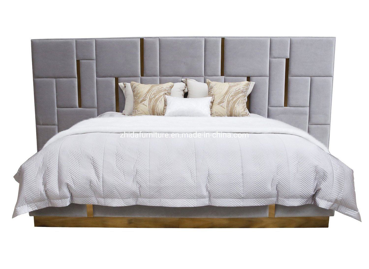 China Luxury Modern Style Bedroom Set For Home Use China Bedroom