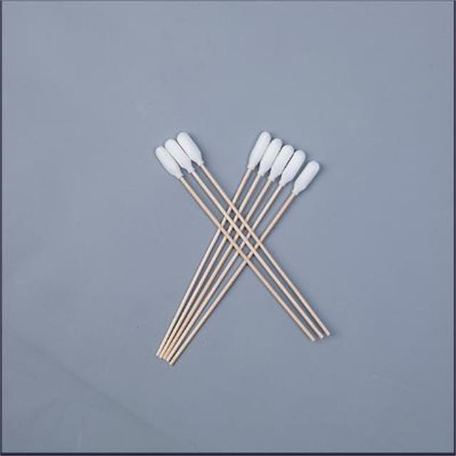 [Hot Item] Professional 100% Cotton Swab for Medical Use