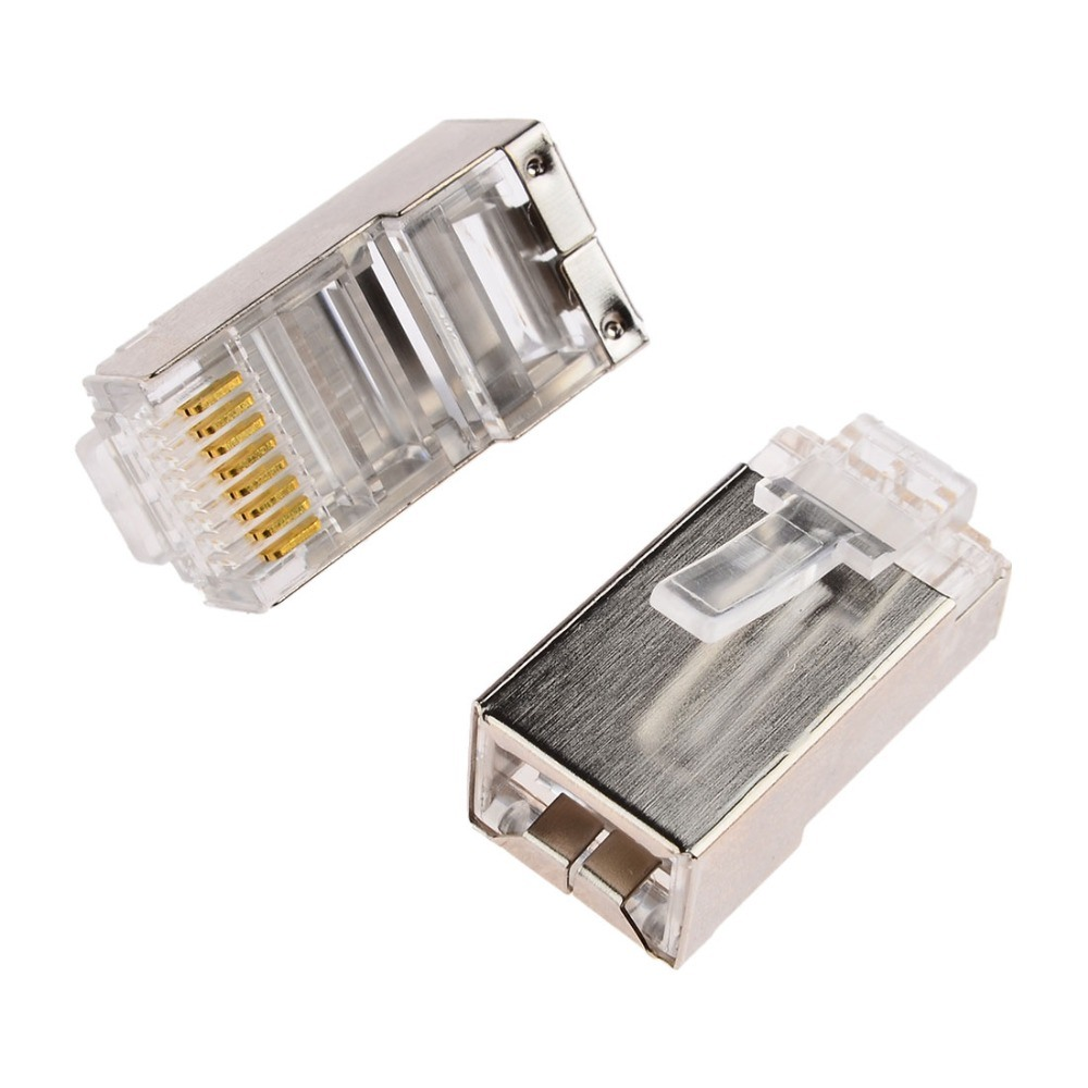 China 8p8c Rj45 Plug Cat5e Cat6 Ftp Connector Photos Pictures Wiring