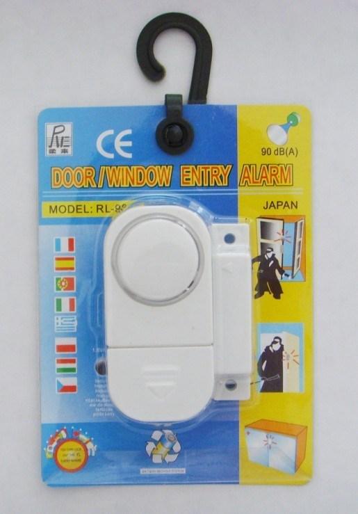 China Door Windowentry Alarm Yfth 111 China Alarm Entry Alarm