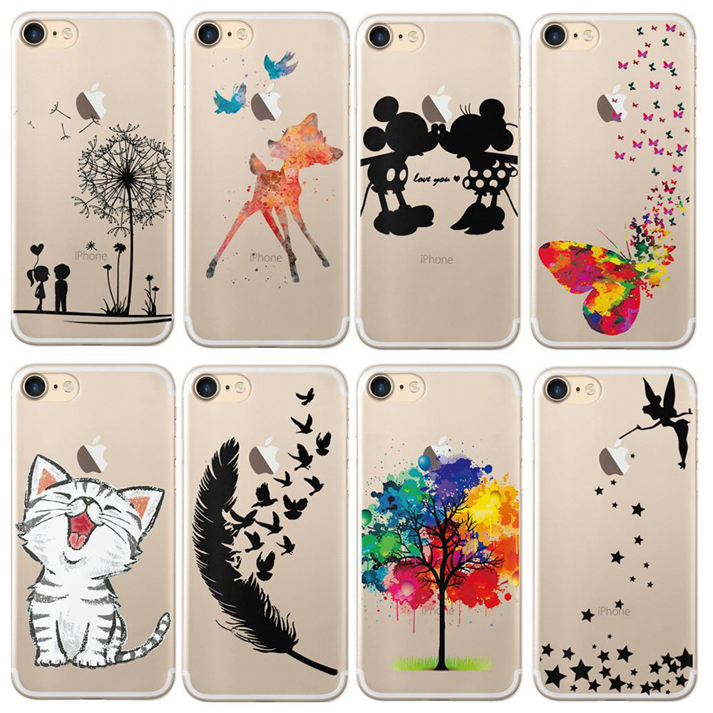 China Provided Various Types Cell Phone Case Custom Funny Cartoon Silk Printing Electroplating Geometric Protective Cover Waterproof Antiskid Mobile Phone Housing Photos Pictures Made In China Com