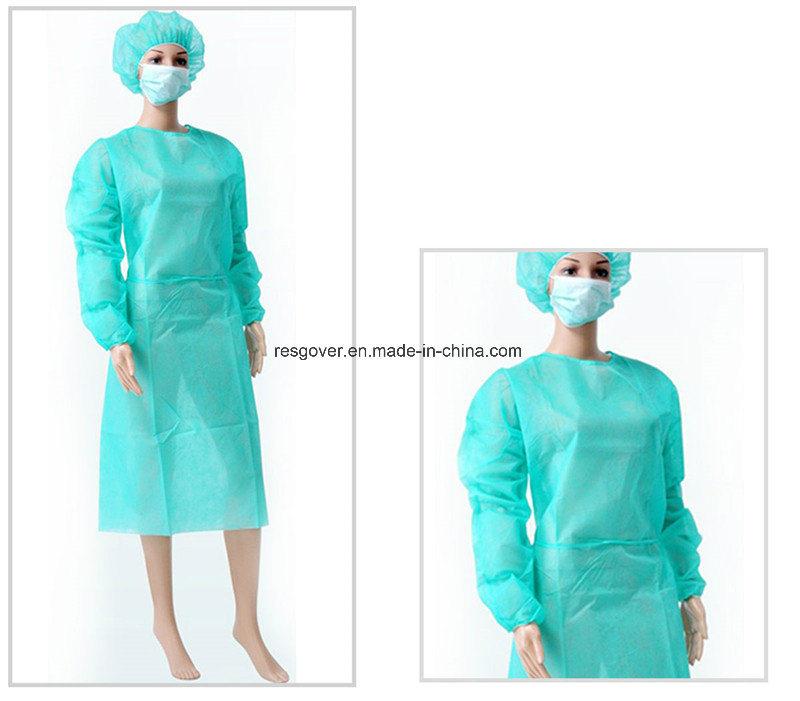 China Hospital/Dental/Disposable/Non Woven Surgical Gown Photos ...