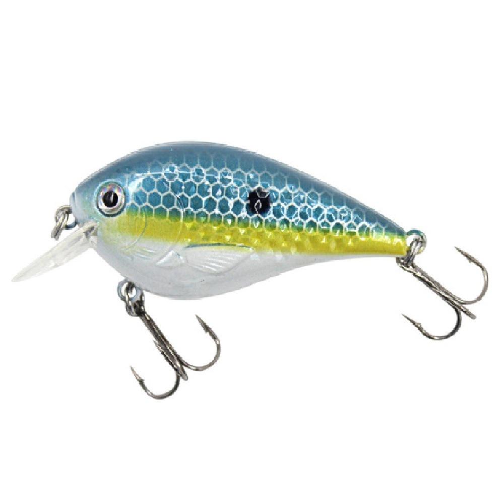 USA Lot 3 pcs Kinds of Fishing Lures Baits Tackle
