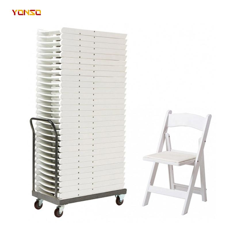 China Best White Foldable Padded
