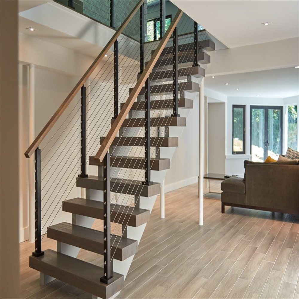 House Stair Railing Design Yaser