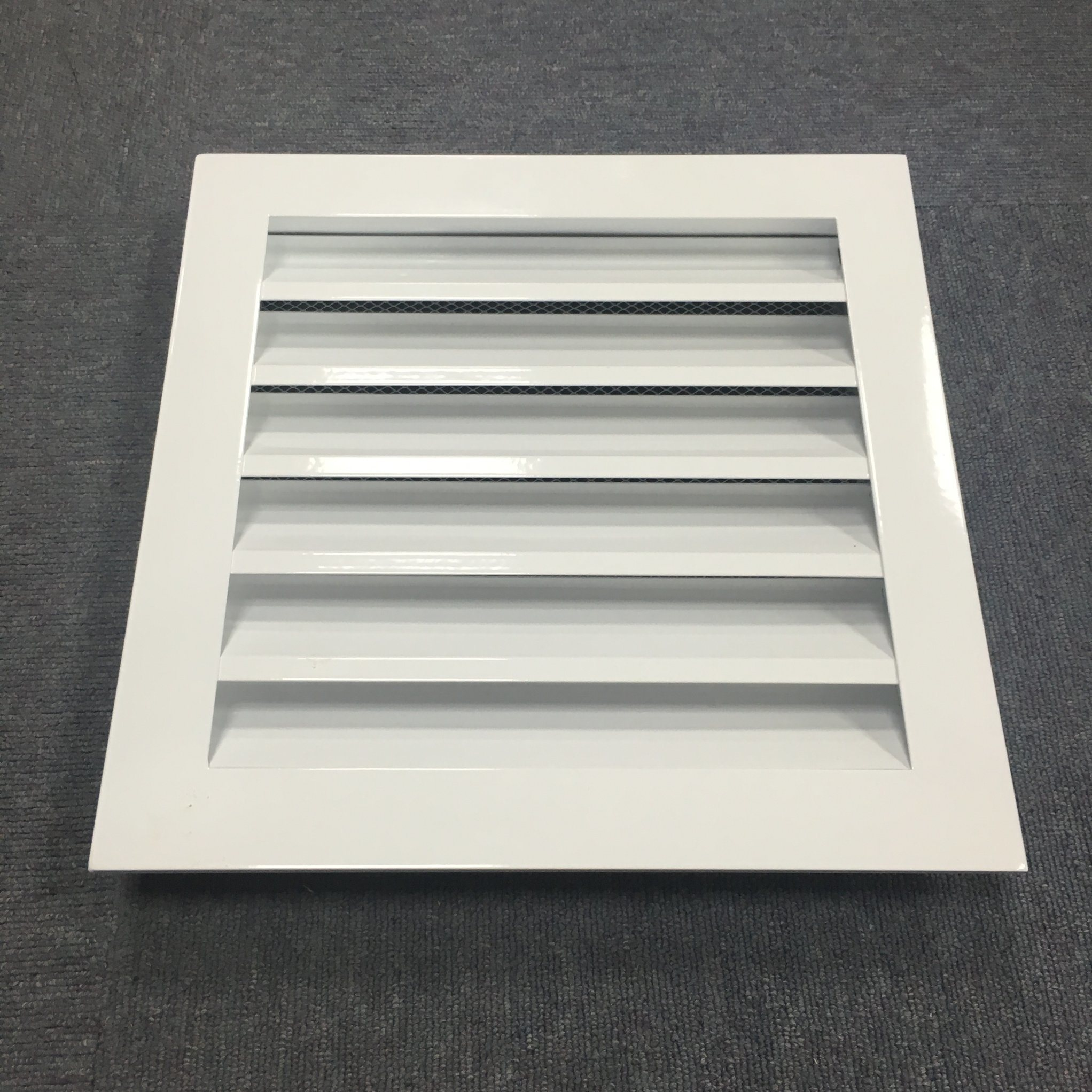 [Hot Item] Aircon Linear Diffuser Stable Structure Aluminum Weather Louver