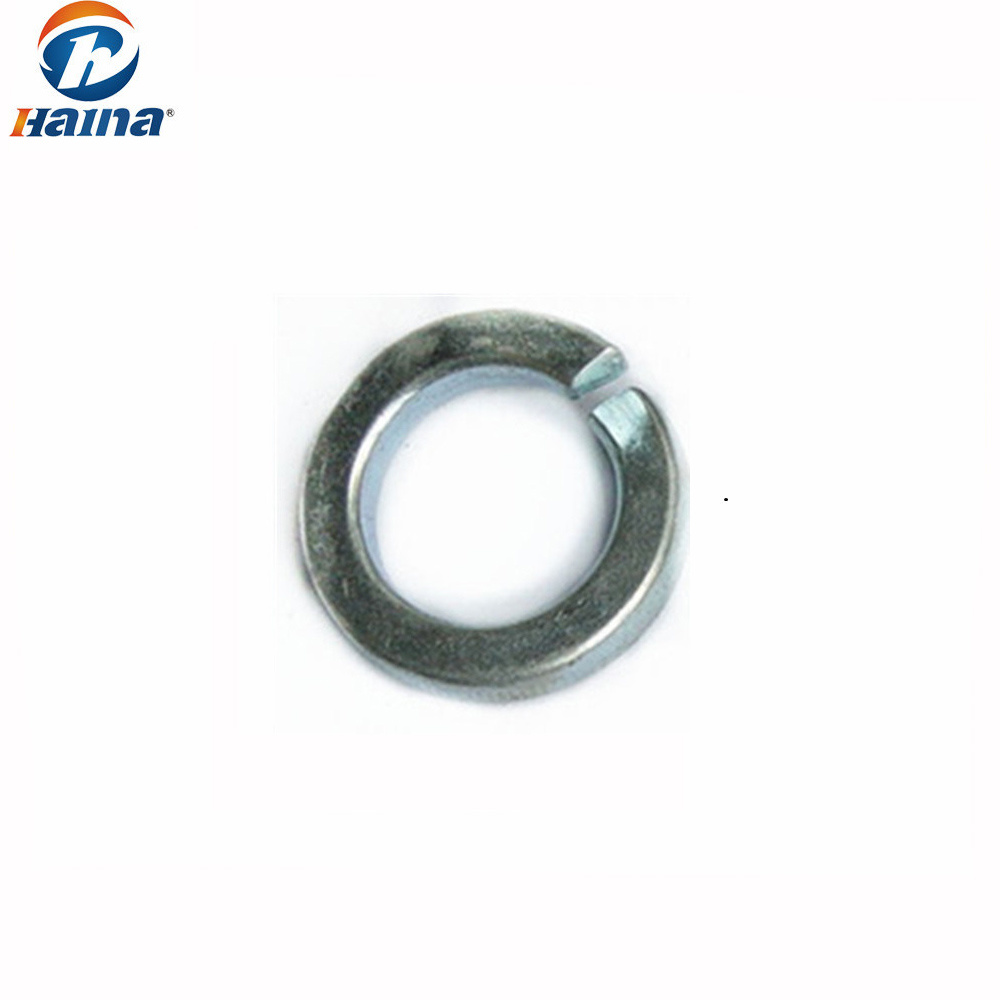 [Hot Item] Stainless Steel 304/316 Spring Washer Zinc Plated Washer