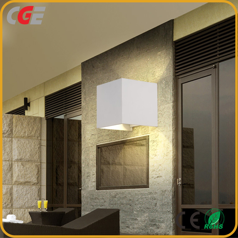 China Led Exterior Wall Lamp Adjustable Outdoor Porch Wall Mounted Lighting Fixtures 6w 12w Waterproof Ip65 China Led Wall Lamp Wall Lamp