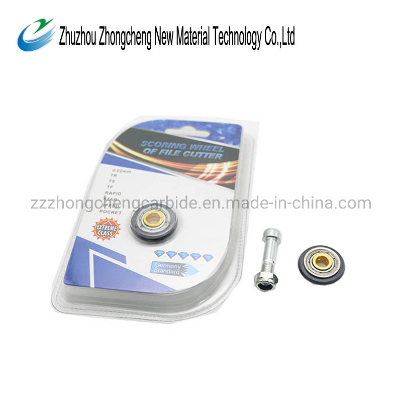 Rotary Bearing Tile Cutter Cutting Carbide Wheel Replace Spare Blade Tool