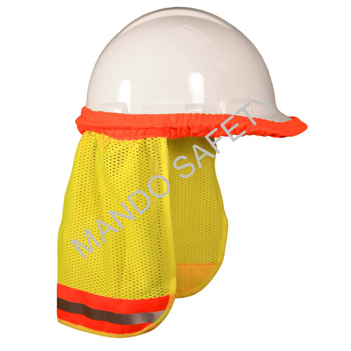 Reflective Head Cover for Safety Helmet pictures & photos