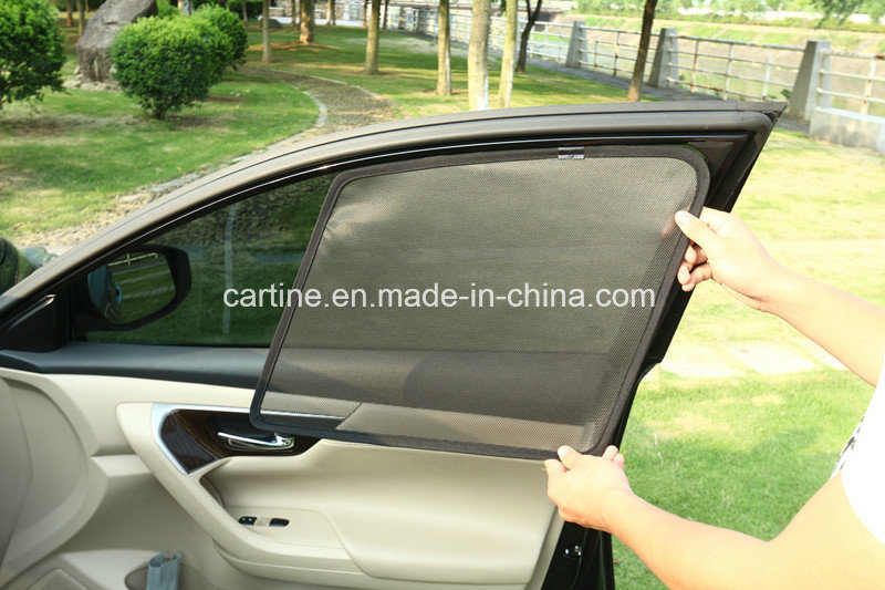 [Hot Item] Magnetic Car Sunshade for Mercedes Benz W204