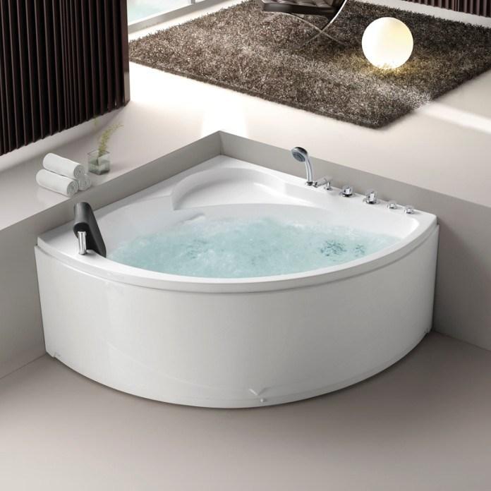 China Whirlpool Bathtub, Hottubs, Corner Bathtub, SPA Bathtubs ...