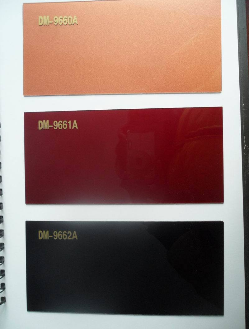 1 mm PVC Sheet for Furniture (many colors)