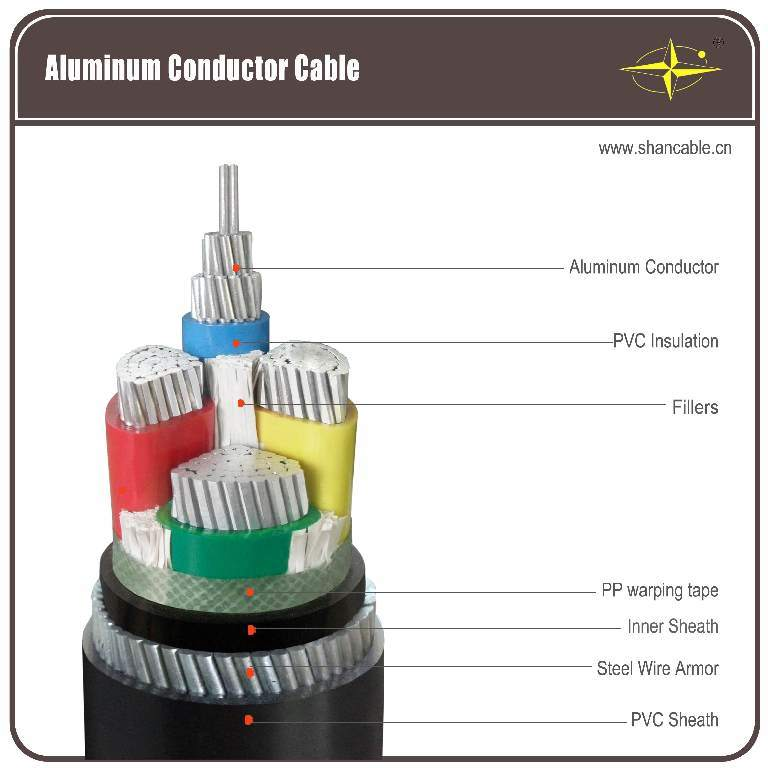 China PVC Insulated and Sheathed Electric Power Cable - China Pvc ...